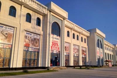 Дилерский центр в Самарканде